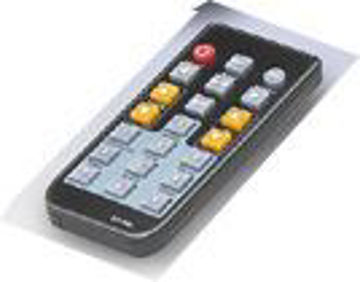 Picture of IR remote for Safety Counter and Speaker Timer