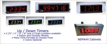 Picture for category Up/Down Timers